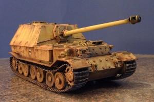 Elefant Tank